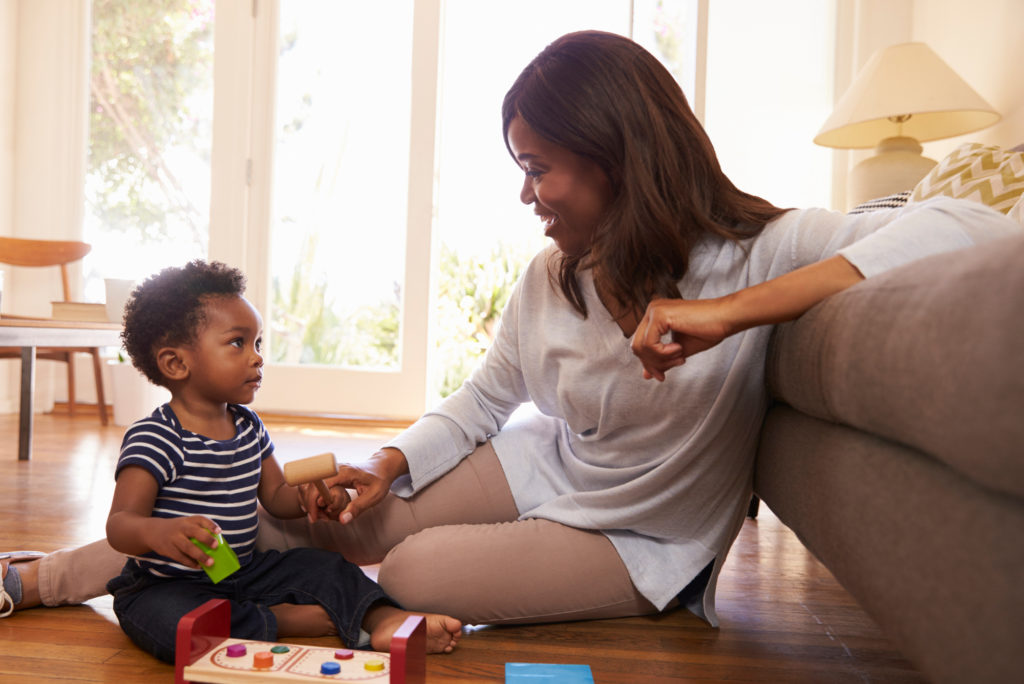 Project ImPACT study in California Part C Early Intervention funded by IES